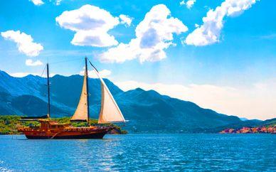 Crucero en goleta por Croacia y Montenegro