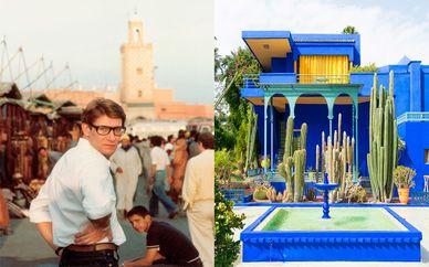 Riad Luxe Collection - Tras los pasos de Yves Saint Laurent