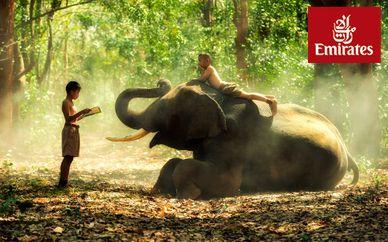 Circuito privado de lujo por Sri Lanka con opción a Dubái