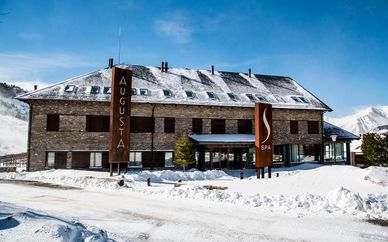 Aparthotel Augusta Boí Taüll 4*