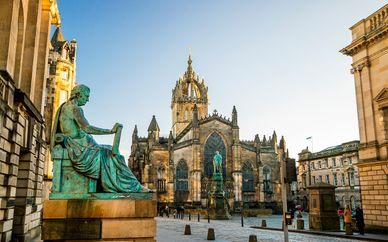 Explorando Escocia