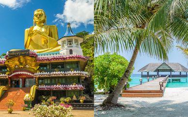 Circuit privatif Balade Sri Lankaise et séjour aux Maldives