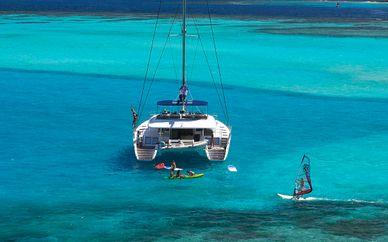 Croisières Premium en catamaran - 3 itinéraires en 7 nuits