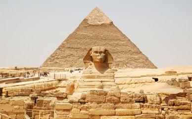 Combiné Nil, mer Rouge et Pyramides
