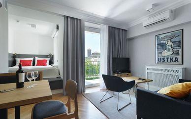 Stradonia Aparthotel Cracovie