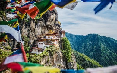 Circuit privatif Découverte du Bhoutan en 8 ou 10 nuits