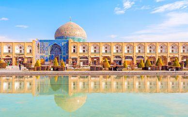Circuit découverte de l'Iran en 8 nuits en hôtels 3* et 4*