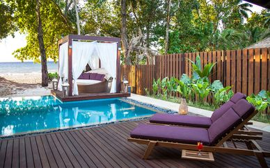 The H Resort Beau Vallon Beach 5*