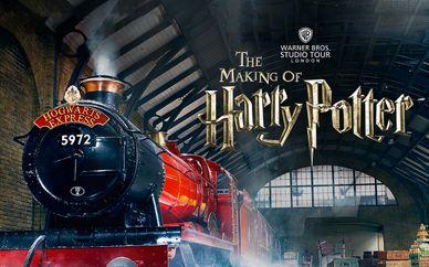 Hotel DoubleTree by Hilton Ealing 4* et Studios Harry Potter