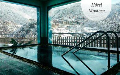 Hôtel Mystère 4*