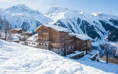 Résidence & Spa CGH Le Ruitor 4*