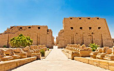 Circuit-croisière Fabuleuse Egypte 5* et séjour balnéaire 4* ou 5*