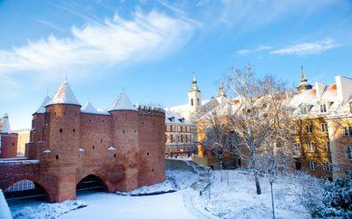 Circuit découverte de Cracovie et Varsovie en 4 ou 6 nuits