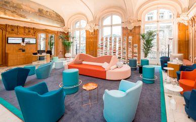 Hôtel Mercure Lyon Centre Château Perrache 4*