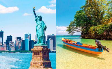 Combiné New York en 4* et Montego Bay en 5*
