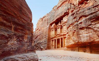 Circuit au cœur de la Jordanie