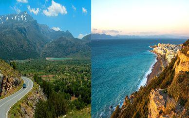 Autotour en Crète et séjour balnéaire à Rhodes