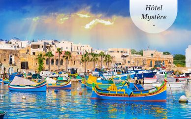 Hôtel Mystère 4* à Malte
