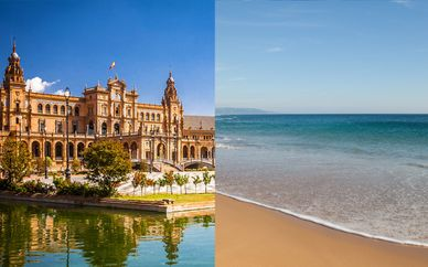 Combiné Hôtel San Gil 4* et On Hotels Oceanfront 4*