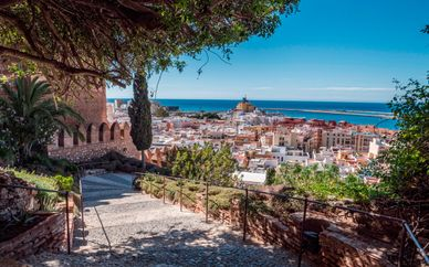 Ohtels Gran Hotel Almeria 4*
