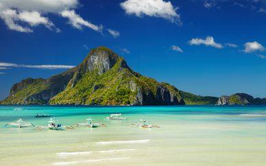 Circuit privé Palawan dernière frontière naturelle de l'archipel