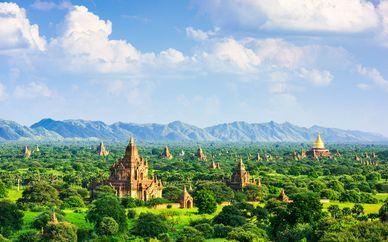 Circuit privé au Myanmar avec Emirates