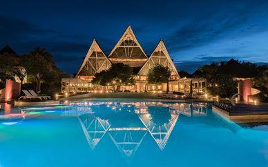 Hôtel Essque Zalu 5* avec ou sans safari à Arusha