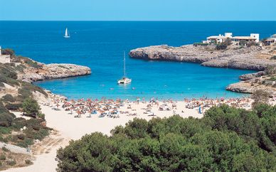 Club Cala Marsal Paradise Friends 4*