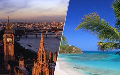 Londra + Antigua