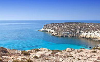7 giorni in Appartamenti a Lampedusa con escursione in barca