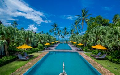 Vince Hotel Pratunam Bangkok 4* + The Passage Samui Villas & Resort 5*