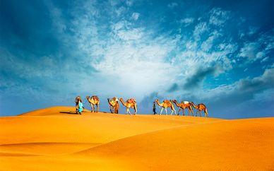 Alla scoperta di Dubai - Crowne Plaza Dubai 5*