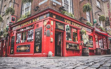 Irish Pub & Distillery autotour