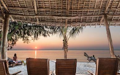 Michamvi Sunset Bay Zanzibar + possibile soggiorno a Stone Town