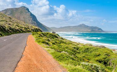 Città del Capo & Aquila Private Reserve con noleggio auto