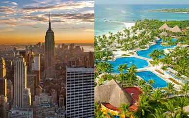 Doubletree By Hilton New York Times Square West 4* & Barcelo Maya Colonial 5*
