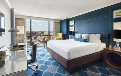 The Embassy Row Hotel & Optional AC Hotel by Marriot New York Times Square 4*