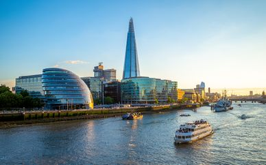 Novotel London Wembley 4* with Thames River Cruise