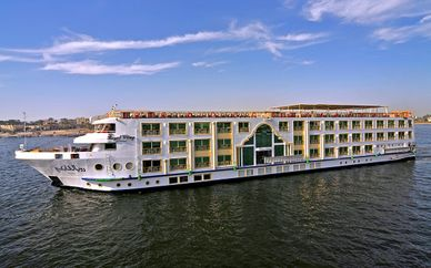 Viva Blue Resort 4* & Nile Cruise