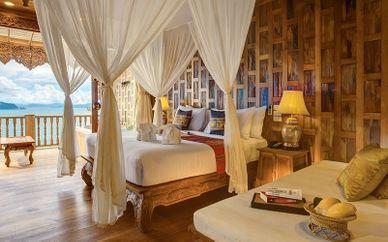 Katathani Phuket & Santhiya Koh Yao Yai & JW Marriott Khao Lak 5*