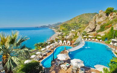 Hotel Baia Taormina Grand Palace & Spa 4*