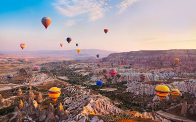 The Marvels of Turkey Tour 5*