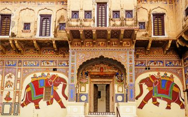 Luxury Rajasthan