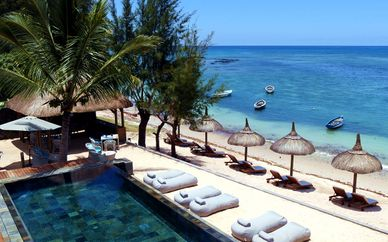 Chamarel Lodge 4* & Seapoint Boutique Hotel 4*