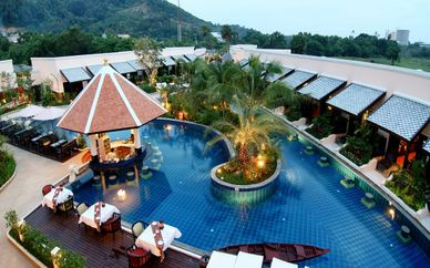 Access Resort & Villas Phuket 5* with Optional Extensions to Khao Lak or Abu Dhabi