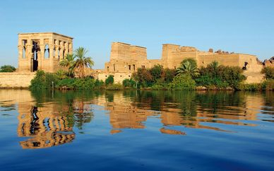 Nile Cruise & Seaside Stay at Sea Star Beau Rivage 4*