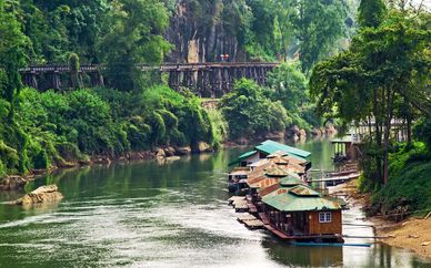 Column Hotel Bangkok 4*, River Kwai Resotel Kanchanaburi & The Elements Krabi 4*