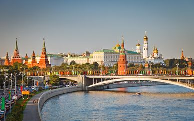 Splendours of Russia, Volga Cruise