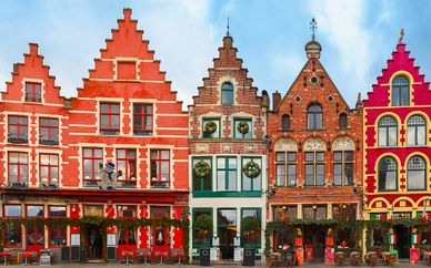 Hotel Prinsenhof 4* & Optional Brussels Extension