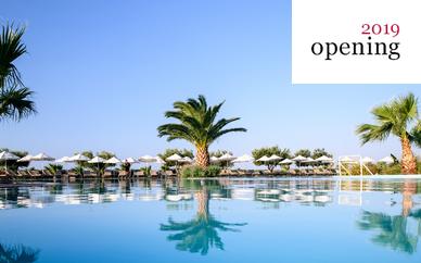 Lindos Breeze Beach Hotel 5*